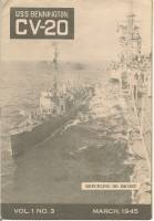 BUSY B March 1945Pg 1