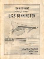 COMMISSIONING PROGRAM August 6, 1944 Pg 1