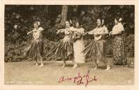 Hawaii Post Cards 1945 19