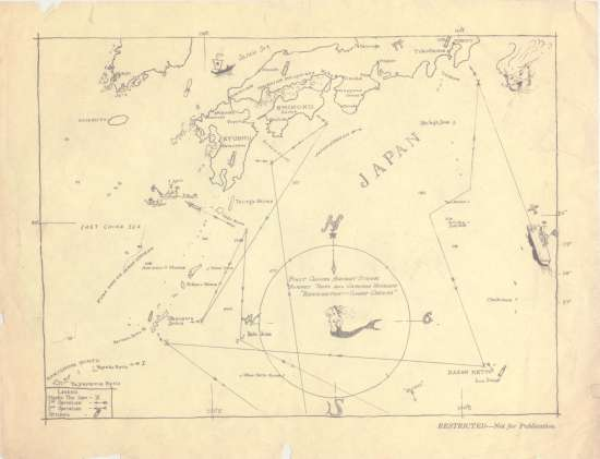 FEBRUARY 1945 - BENNINGTON CLOSEST CARRIER