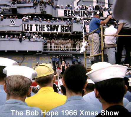 Bob Hope Show on BENNINGTON - Dec 1966