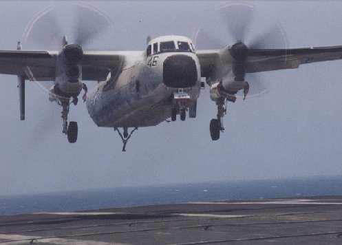 C-2A Greyhound (COD) Carrier Onboard Delivery