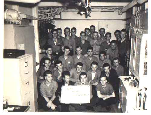Yee HEARTY CORPSMEN - USS Bennington 1945